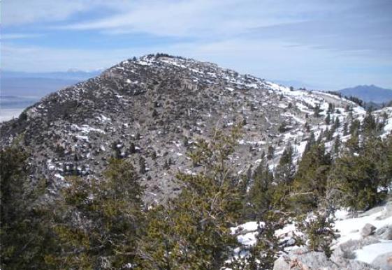 Swasey Peak
