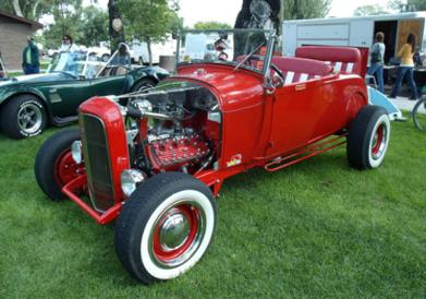 Delta Car Show