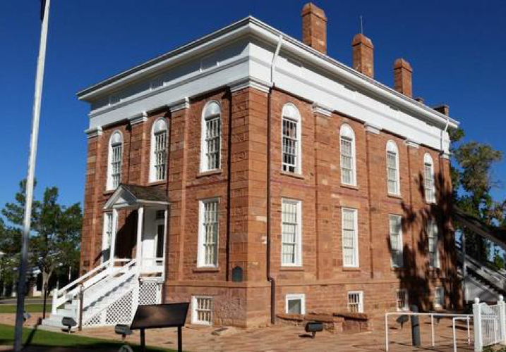 Territorial Statehouse